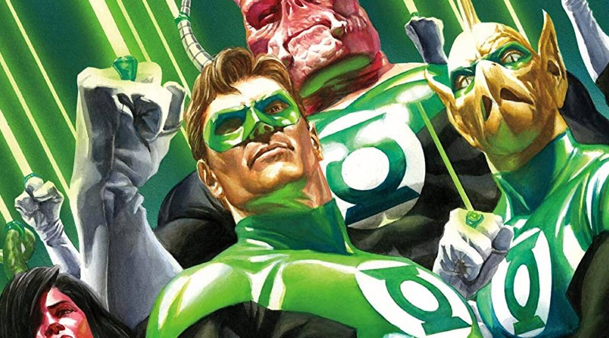 Green Lantern live-action TV series greenlit by HBO Max