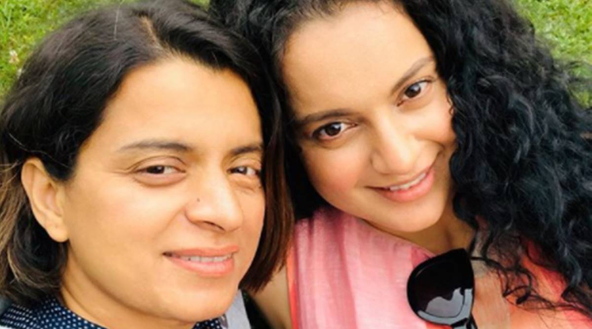 'For promoting enmity between different groups on grounds of religion': FIR against actor Kangana Ranaut, her sister