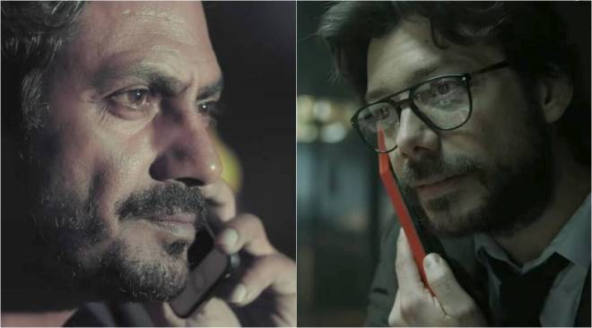 Money Heist vs Serious Men: The Professor negotiates with Ayyan Mani in this funny crossover