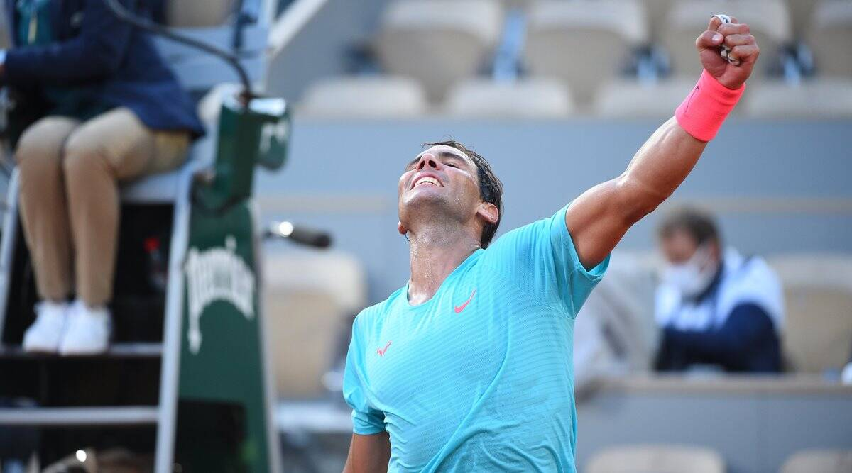nadal 1200 No unlucky 13: How Rafael Nadal beat Diego Schwartzman to reach French Open final