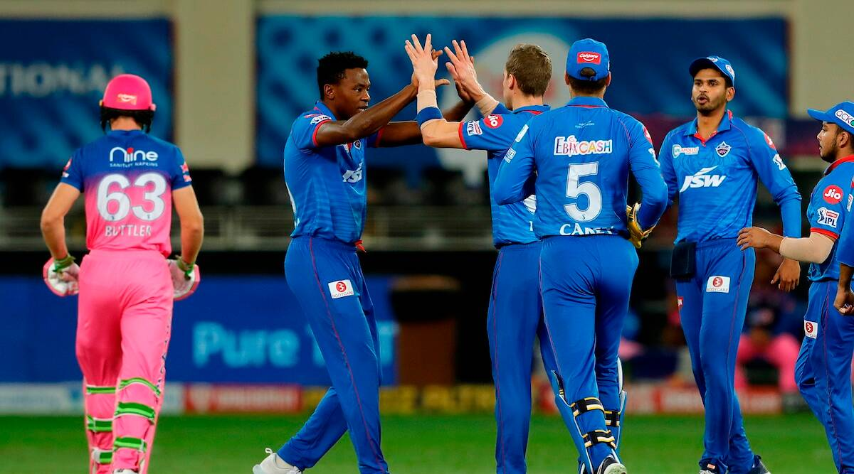 nortje We always know Rabada and Nortje will get the job done: Shikhar Dhawan