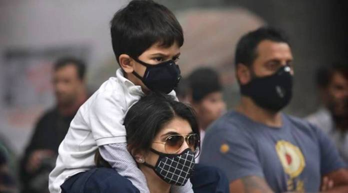 air pollution, respiratory problems
