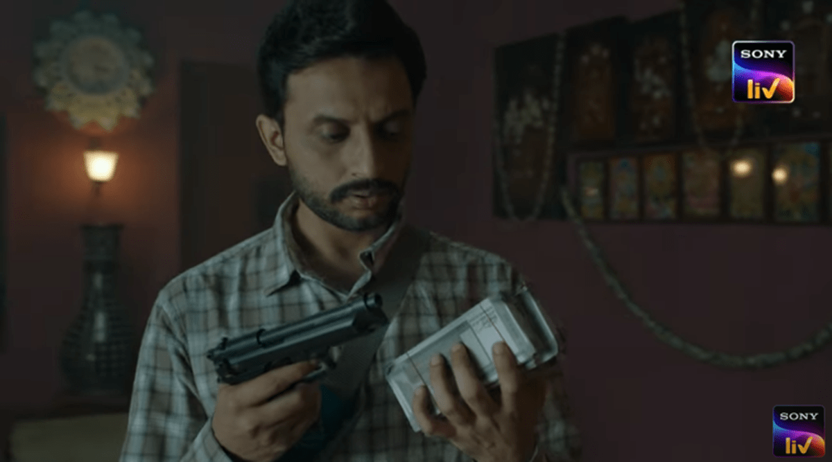 A Simple Murder trailer: Mohammed Zeeshan Ayyub, Amit Sial lock horns in dark comedy