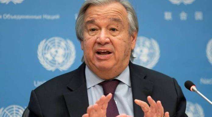 Recent breakthroughs on COVID-19 vaccines offer ray of hope: Antonio Guterres