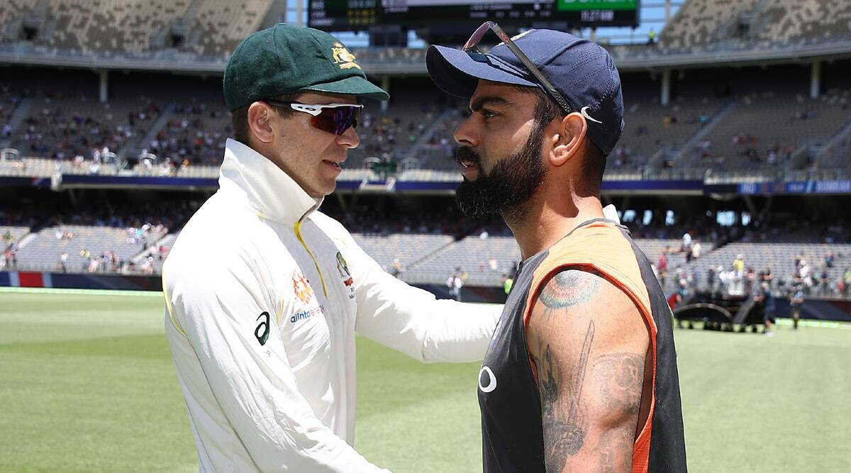paine kohli Tim Paine on future: Will see after this series, having chats with Langer and Hohns