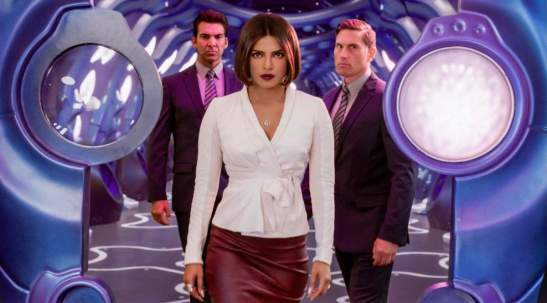 Priyanka Chopra looks sassy in first look of superhero movie We Can Be Heroes | Entertainment News,The Indian Express