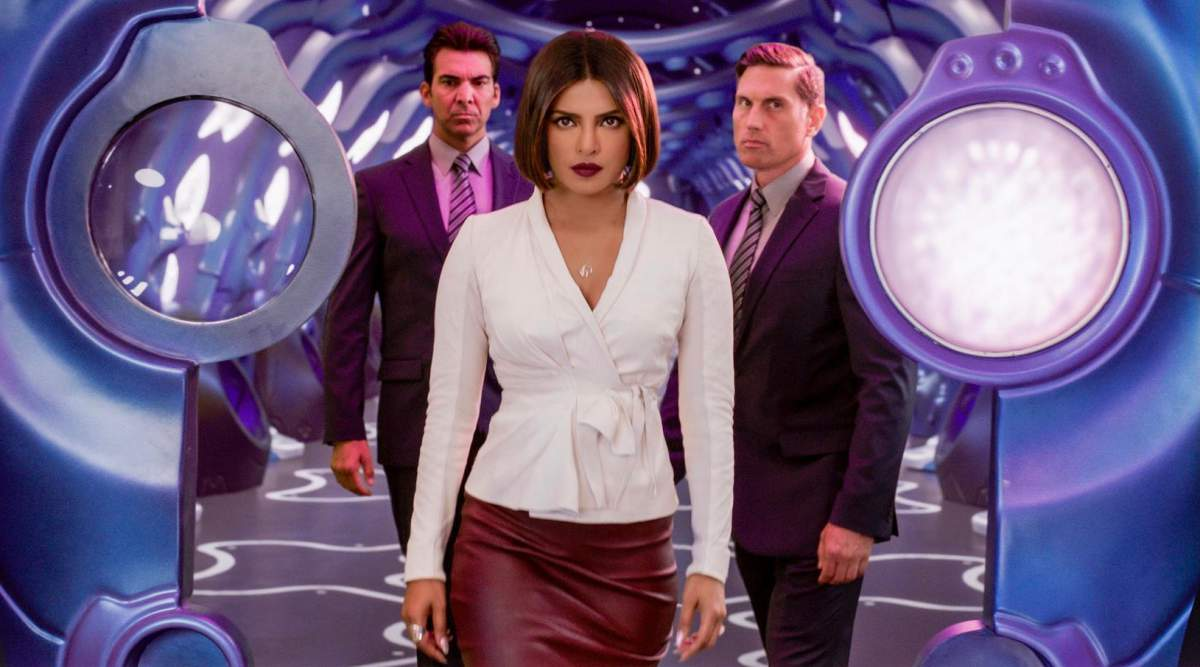 Priyanka Chopra looks sassy in first look of superhero film We Can Be Heroes
