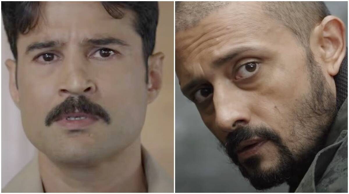 Naxalbari trailer: A stylised, melodramatic crime series featuring Rajeev Khandelwal and Satyadeep Mishra