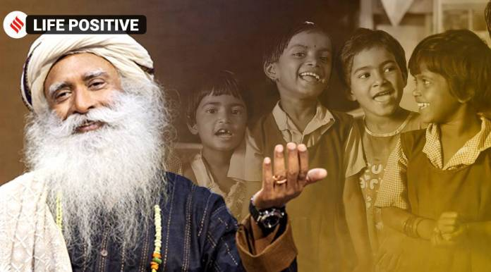 sadhguru, childrens day 2020