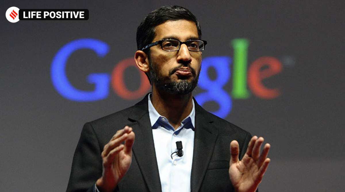 sundar pichai Don't feel the pressure of what others are telling you, devote time to what you love: Sundar Pichai