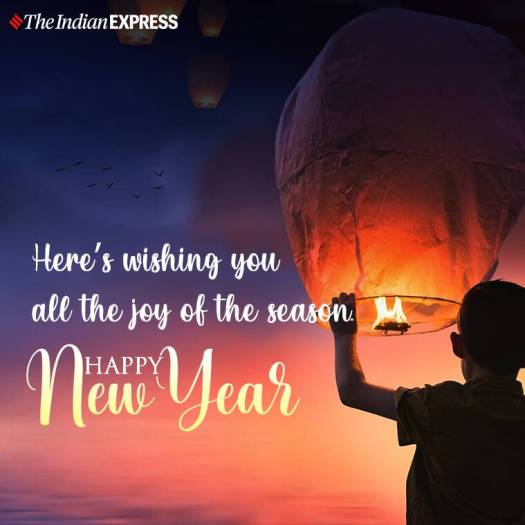 Happy New Year 2021: Wishes, Images, Status, Quotes, Pics ...
