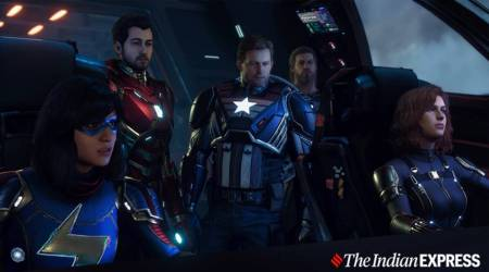 Marvel's Avengers Game Review: Expanding The Lore Of The Avengers |  Technology News,The Indian Express
