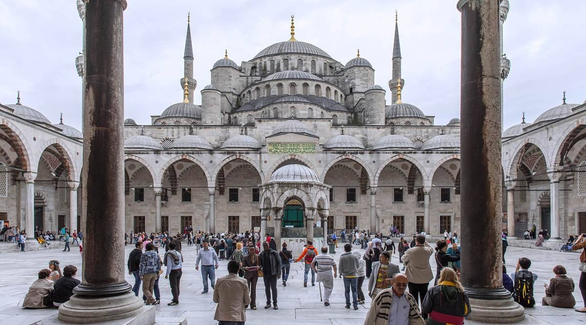 travelling to Turkey, travelling to Istanbul, pandemic rules for travelling, travelling in the pandemic, rules for tourists travelling to Turkey, Turkey lockdown, indian express news