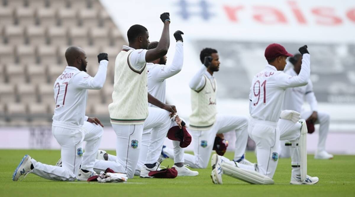 west indies blm Cricket in 2020: From bubble 'prisons' to BLM, the game confronted reality