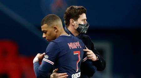 Mauricio Pochettino Sweats Over Kylian Mbappe Fitness For Manchester City  Clash | Sports News,The Indian Express