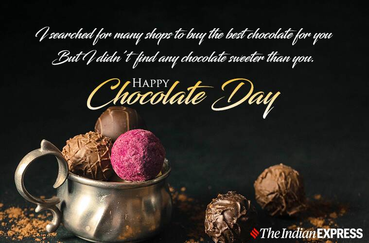 Happy chocolate day 1 Wishes Images, Quotes, Status, Wallpapers, Pics, Greetings, Messages, Photos