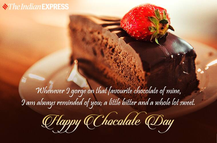Happy chocolate day 2 Wishes Images, Quotes, Status, Wallpapers, Pics, Greetings, Messages, Photos
