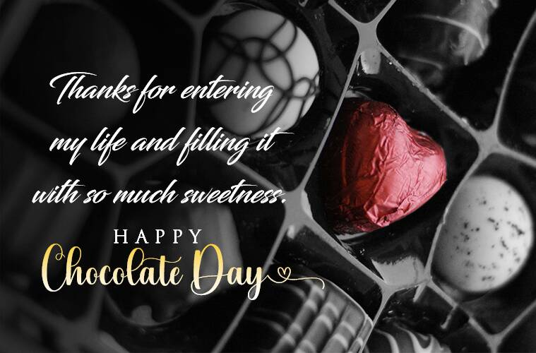 Happy chocolate day 4 Wishes Images, Quotes, Status, Wallpapers, Pics, Greetings, Messages, Photos