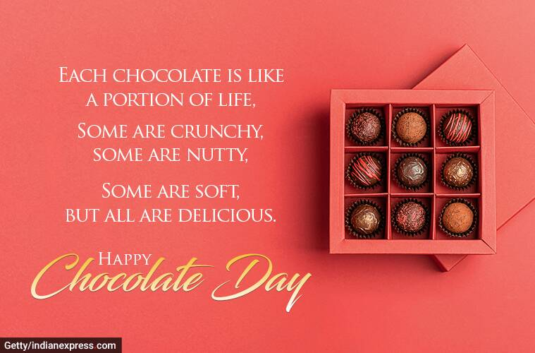 Happy chocolate day 5 Wishes Images, Quotes, Status, Wallpapers, Pics, Greetings, Messages, Photos