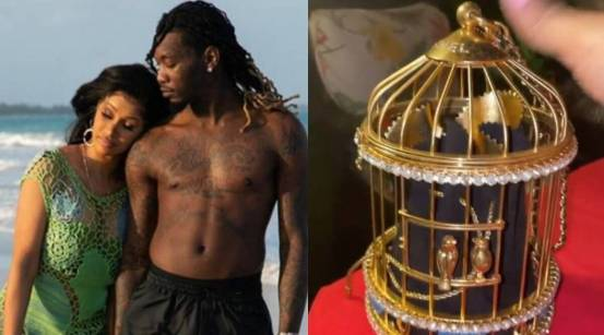 Cardi B gets an expensive purse from Offset;  you will not believe in the price