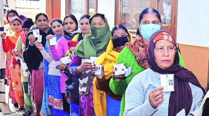 Punjab polls, punjab civic body polls, punjab civic body election voting, punjab news, indian express news