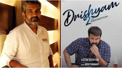 SS Rajamouli calls Drishyam 2 'nothing short of brilliant', tells Jeethu Joseph he hopes to see more 'masterpieces'