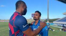 Highlights: West Indies beat Sri Lanka by 8 wickets in 1st ODI