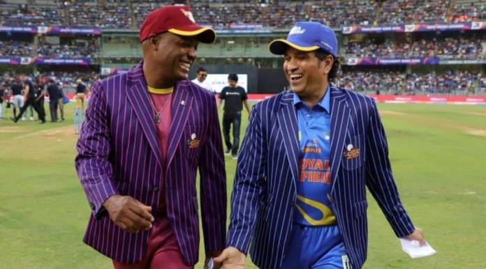 WI Legends to face India in semis of Road Safety World Series T20