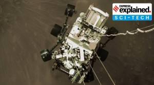 Explained: NASA's Perseverance mission extracted oxygen from Mars.  Why it's a big deal