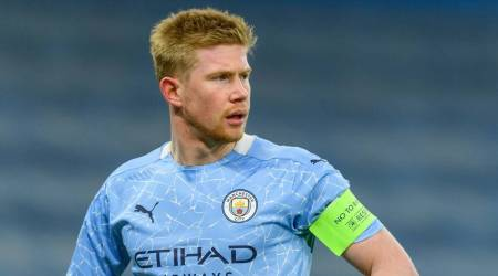 Kevin De Bruyne Signs Manchester City Contract Extension Until 2025 |  Sports News,The Indian Express