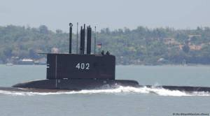 Indonesia is looking for a missing submarine with dozens of people on board