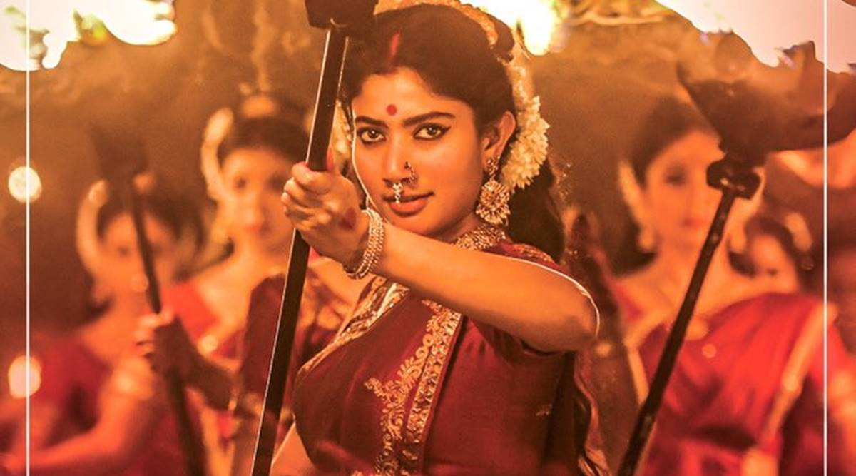 Shyam Singha Roy: Sai Pallavi looks fierce in first look of film, Nani  shares a special message for the actor | Entertainment News,The Indian  Express