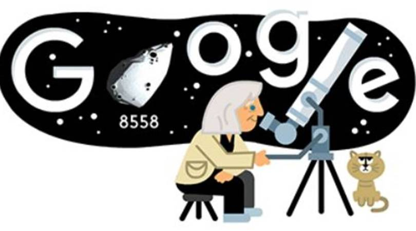 Margherita Hack: Google pays tribute to Italian astrophysicist with Doodle