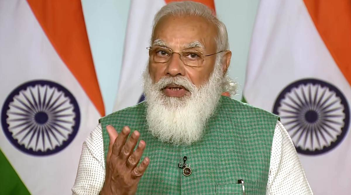 Narendra Modi speech highlights: Free vaccination for all above 18, Centre  to procure for all states   India News,The Indian Express