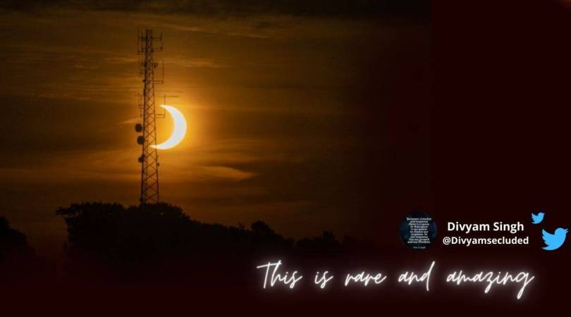 Solar Eclipse 2021: NASA shares mesmerising pictures of 'Ring of Fire', netizens react