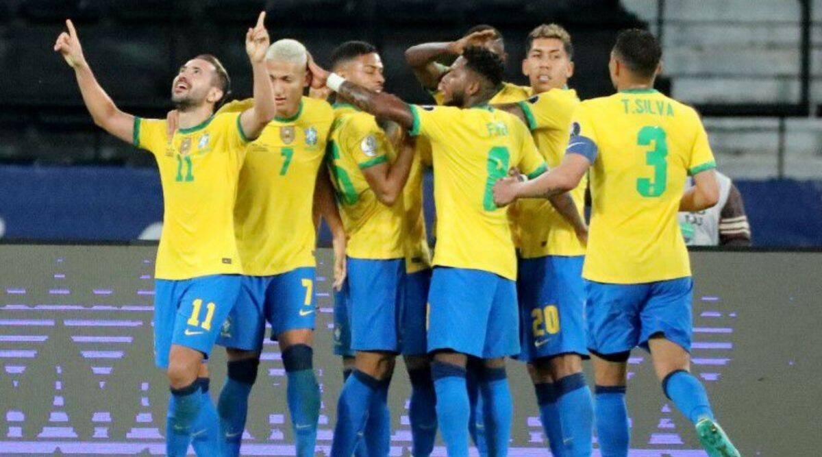 Brazil cruise past Peru with 4-0 Copa America win | Sports News,The Indian  Express