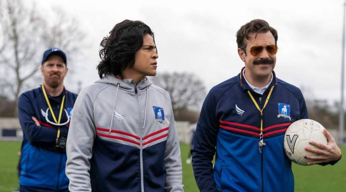 Ted Lasso Season 2 first impression: TV's best comedy returns with sweet,  uplifting second season   Entertainment News,The Indian Express