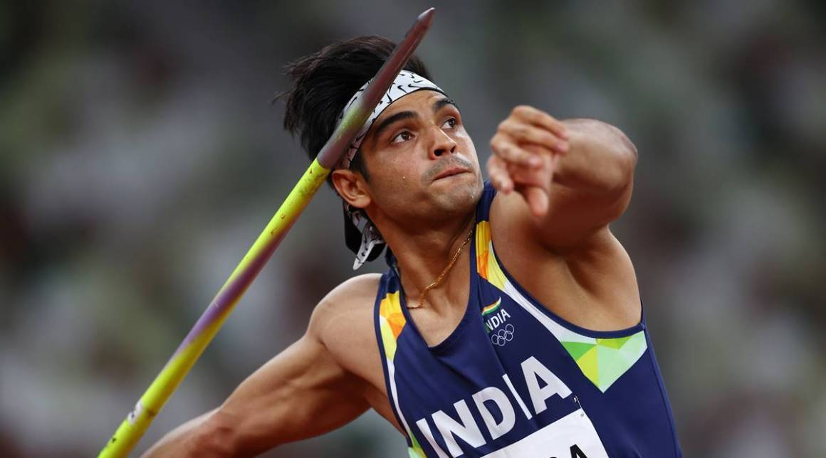 Neeraj Chopra: Boy with the golden arm | Olympics News,The Indian Express