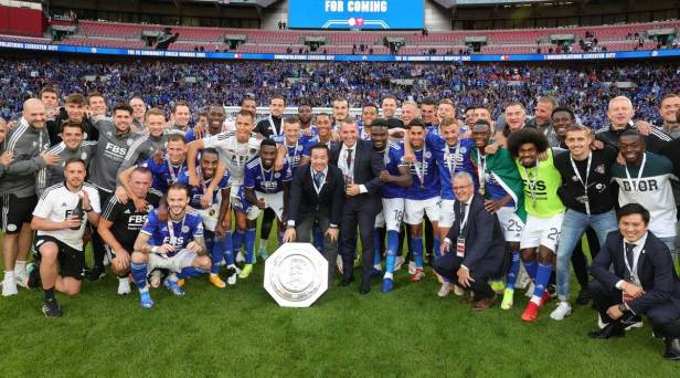 Leicester City win Community Shield to dampen Grealish's Manchester City  debut - My Droll