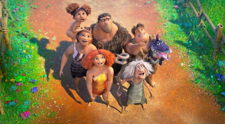 The Croods A New Age Movie Release Review