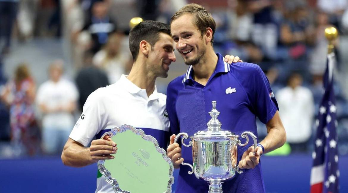 US Open 2021: Medvedev wins first major, beats Djokovic 6-4, 6-4, 6-4 in  final   Sports News,The Indian Express