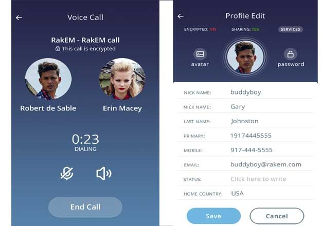 RakEM app can 'unsend' text by deleting message from receiver's phone