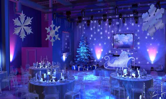 Christmas Wedding Entertainment