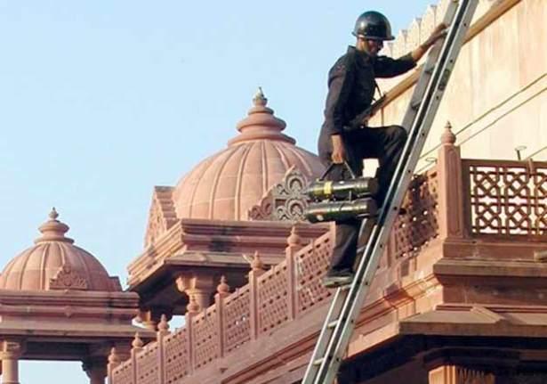 Image result for akshardham temple terror attack