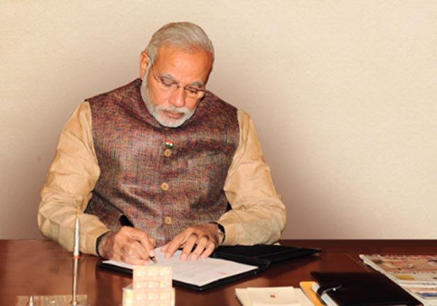 PM Modi writes an open letter on completion of 1 year, says govt dedicated to poor