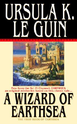 A Wizard of Earthsea cover