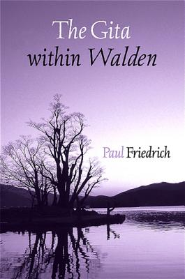 "Book cover of ""The Gita within Walden"""