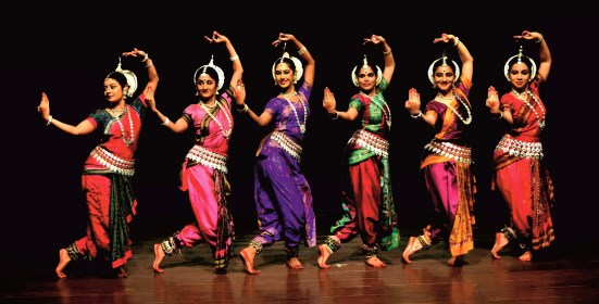 A to Z Blogging - Odissi