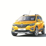 Clan Carrier Renault Triber Is A Small Car Offering Rich In Features With Multiple Seat Modes