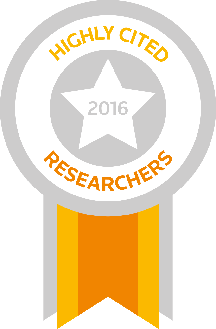 You were selected as a Highly Cited Researcher because your work has been identified as being among the most valuable and significant in the field. Very few researchers earn this distinction – writing the greatest number of reports, officially designated by Essential Science Indicators as Highly Cited Papers. In addition, these reports rank among the top 1% most cited works for their subject field and year of publication, earning them the mark of exceptional impact.